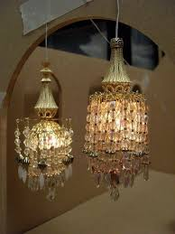 beautiful chandeliers from jewelry findings and beads miniature tutorials for dollhouse chandelier