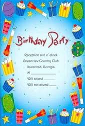 Birthday Free Suggested Wording By Theme Geographics 2