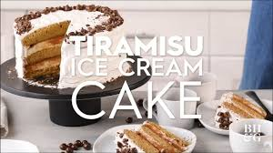 tiramisu ice cream cake with mascarpone ice cream eat this now better homes gardens