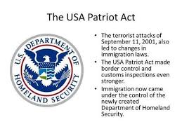 act essay patriot act essay