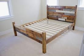 Full Size Wood Bed Frame With Headboard : Design Idea and Decor ...