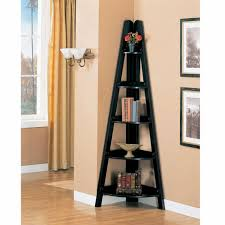 Where To Buy Corner Shelves Corner Shelf Unit at BrookstoneBuy Now 5
