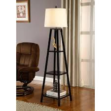 classic floor lamps with shelves home decorations fashionable
