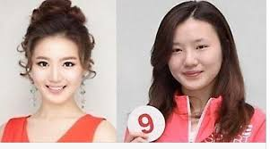 on twitter koreatown miss korea 2016 ant with and without makeup yes it s the same person t co 2y6sgetuat the power of make up