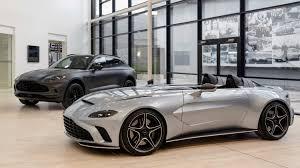 V12 Speedster Aston Martin V12 Supercars Gallery