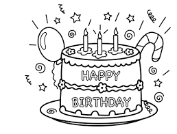 Cards are available in two sizes: Free Printable Birthday Cards For Grandma To Color