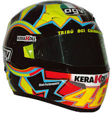 The stories and designs behind his motogp helmets. Valentino Rossi 2004 Motogp Helmet Vr46 Valentino Rossi Helmets