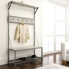 Bench And Coat Rack Entryway Entryway Shoe Bench Coat Storage Entryway Shoe Bench Small Shoe 77