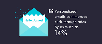 How To Use Email Personalisation To Improve Conversion Rates