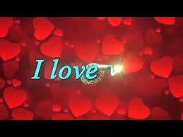 rose rose i love you red heart pictures
