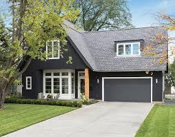 homes with painted garage doors geekgeous com
