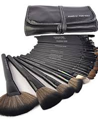 make up for you 32pcs pony hair makeup brushes set professional limit bacteria