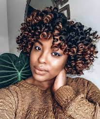 your hair with flexi rods