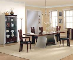 modern dining room pictures