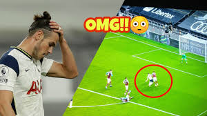 gareth bale Open Goal miss Vs West Ham United - YouTube