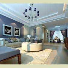 Interesting Paint Ideas Cool Color Scheme Blue Living Room Complementary Triadic With