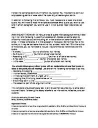 current event essay template and rubric by literature lifesavers current event essay template and rubric