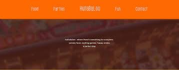 Fbla Web Design Hullabaloo A Mock Site For Fbla 2017 Web Design On Behance