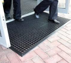 front door mats outdoorGuardian Outdoor Rubber Doormat