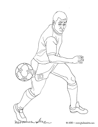 Des Sports Coloriage Foot Coloriage Foot Gratuit Coloriage Foot