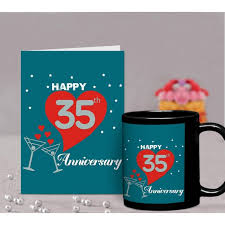 35th wedding anniversary gift for pas father mother brother intended for 35th wedding anniversary gift for pas 35th wedding anniversary gift for