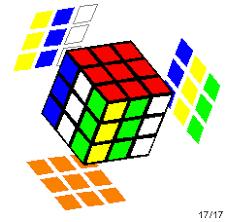 Rubik's Patterns Classy Making Patterns With Rubik's Cube