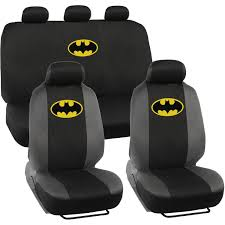 batman original seat covers for car and suv auto interior gift full set warner brothers com