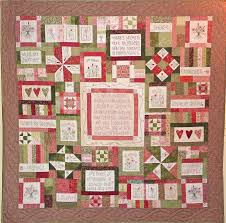 Kathy's Quilts: Slow Sunday Stitching & Last year I finished one of my most favorite hand stitched projects called  Journey of a Quilter (pattern by Leanne Beasley). This quilt was hand  embroidered ... Adamdwight.com