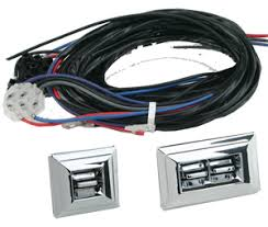 4990 10 356 2 door oe style gm chrome switch kit electric life 4990 10 356 2 door oe style gm chrome switch kit