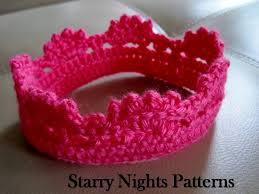 Crochet Crown Pattern New Best Crochet Baby Crown Headband Pattern Crochet Princess And Prince
