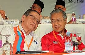 Image result for mahathir as alternative prime minister