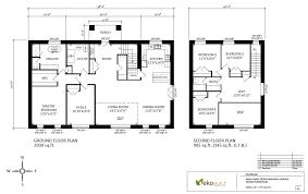 passive house plans. Ottawa-passive-house-plan-by-ekobuilt Passive House Plans R
