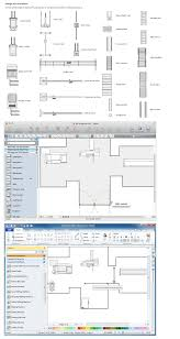 office large size cafe. Office Large-size Building Drawing Software For Design Layout Plan Cafe Elements Of Storage Large Size E