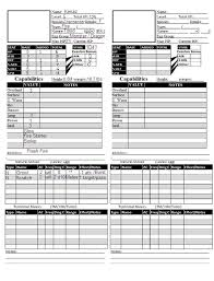 pokemon tabletop character sheet pokemon tabletop united character sheet images pokemon images