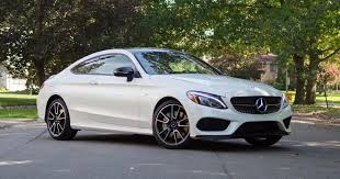 Price details, trims, and specs overview, interior features, exterior design, mpg and mileage capacity, dimensions. 2017 Mercedes Amg C43 Coupe Review Not So Smooth Operator Roadshow