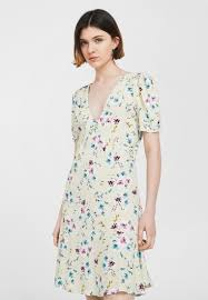 Mango Brand Size Chart Mango Pondio Summer Dress Aqua Green Women Colorful And