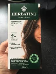 Herbatint Chart Herbatint Hair Color Herbatint Review With Before After