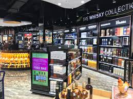 tom byrne general manager the loop duty free new zealand said with phase one of the