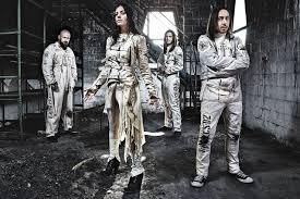 <b>Lacuna Coil's</b> '<b>Delirium</b>' Cracks U.S. Top 40 - Blabbermouth.net