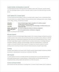 10 Sample Dentist Job Description Templates Pdf Doc Free