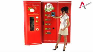 Pizza Vending Machine Locations Usa Amazing Insert Coins For Pizza Vending Machine Rustles Up Fresh Pies In