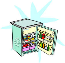 clean refrigerator clipart. fridge clipart clean refrigerator