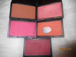 sleek makeup blushes in flamingo sahara rose gold flushed and life s a peach review and hd swatches on black skin