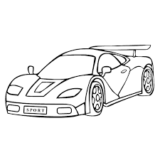 Small Picture free car coloring pages Free Car Coloring Pages Coloring Pages