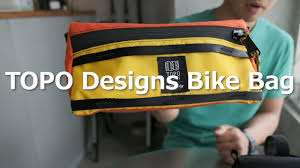 Topo Designs Bike Bag Topo Designs Bike Bag