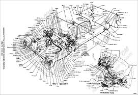 plug wiring diagram for ford bronco wiring diagram ford truck technical drawings and schematics section i