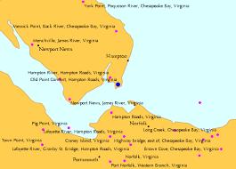 Old Point Comfort Hampton Roads Virginia Tide Chart