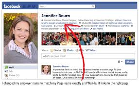 example facebook profile. Delighful Profile How To Change Your Employer Link In Facebook Profile  Real Inside Example X