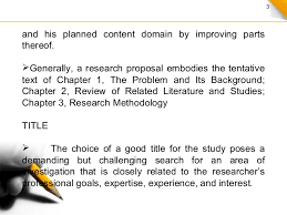 By The Writer Dissertation Proposal
