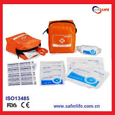 china gift present promotion camping travel outdoor emergency multifunctional portable mini diy first aid kit bag china diy first aid kit camping first